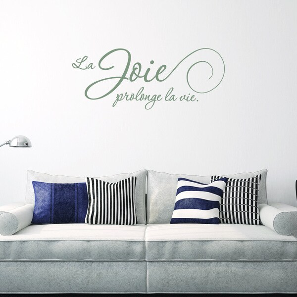 style apply la joie multi color vinyl removable wall decal apply wall stickers removable wall stickers wall