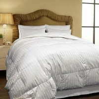 Shop Hotel Grand Siberian White Down Comforter and Pillow ...
