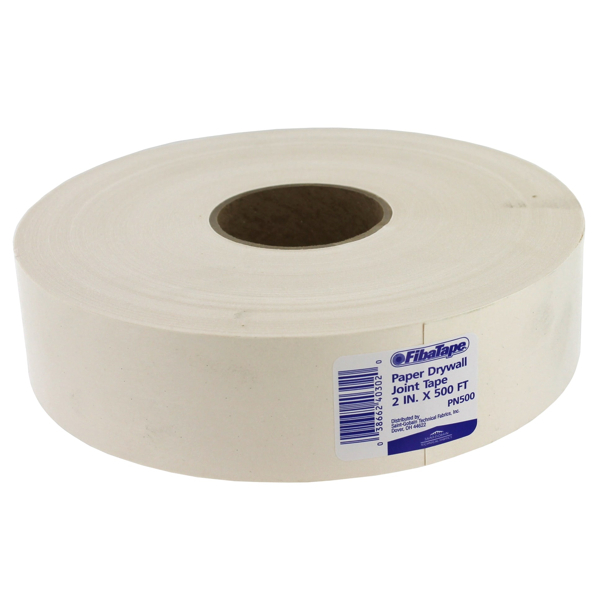 Drywall Paper Tape Details About Saint Gobain Fdw6619 U 2 Inch X 500 Foot Paper Joint Drywall Tape