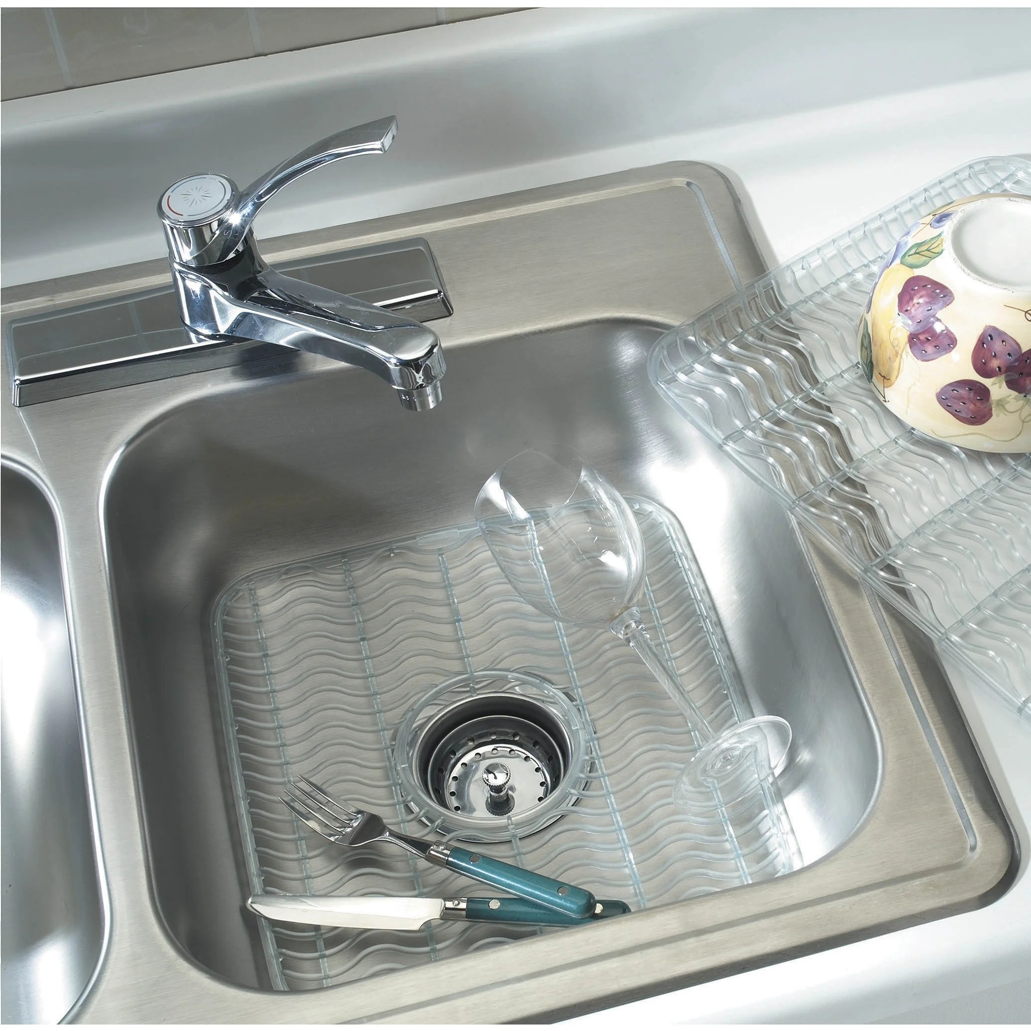Rubbermaid 129506clr Sink Protector On Sale Overstock 12438150