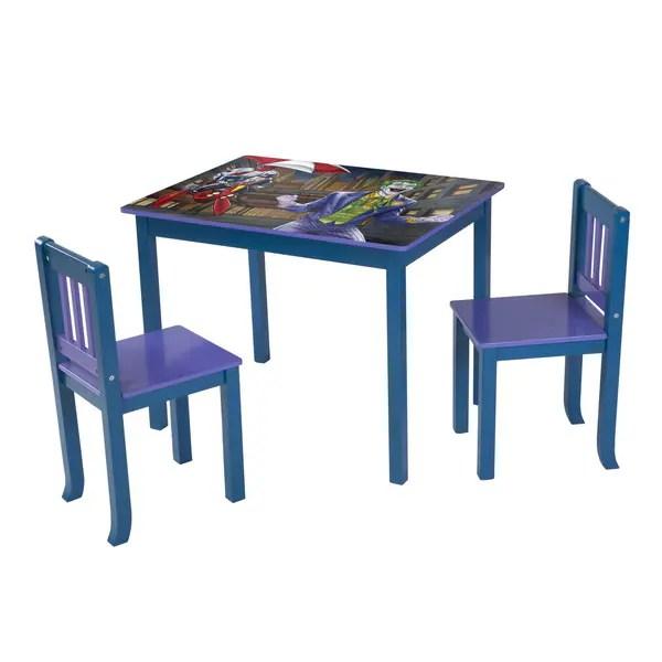Shop O39kids Batman Joker And Penguin Multicolor Wood