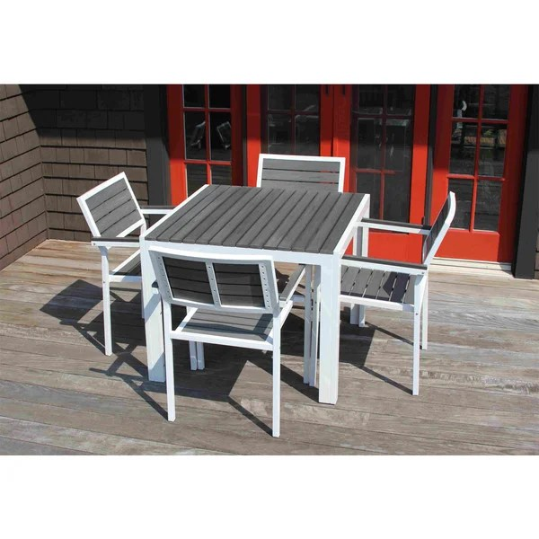 Shop Discontinued Winston Outdoor Powder Coated White