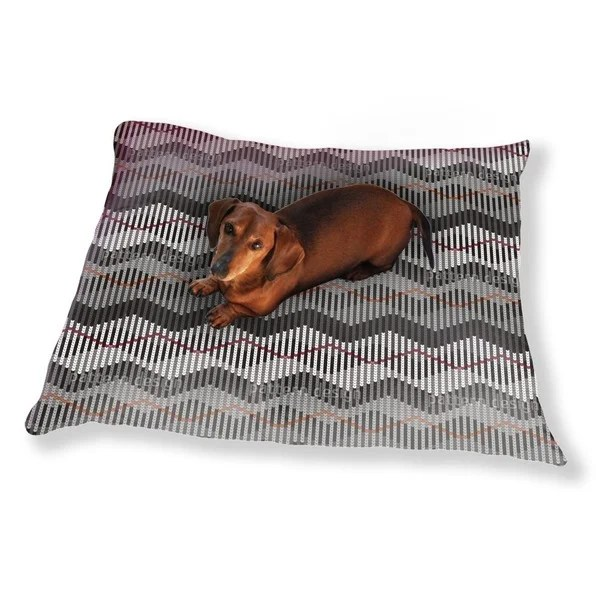 Shop Sergios Knit Diagram Dog Pillow Luxury Dog / Cat Pet Bed - Free