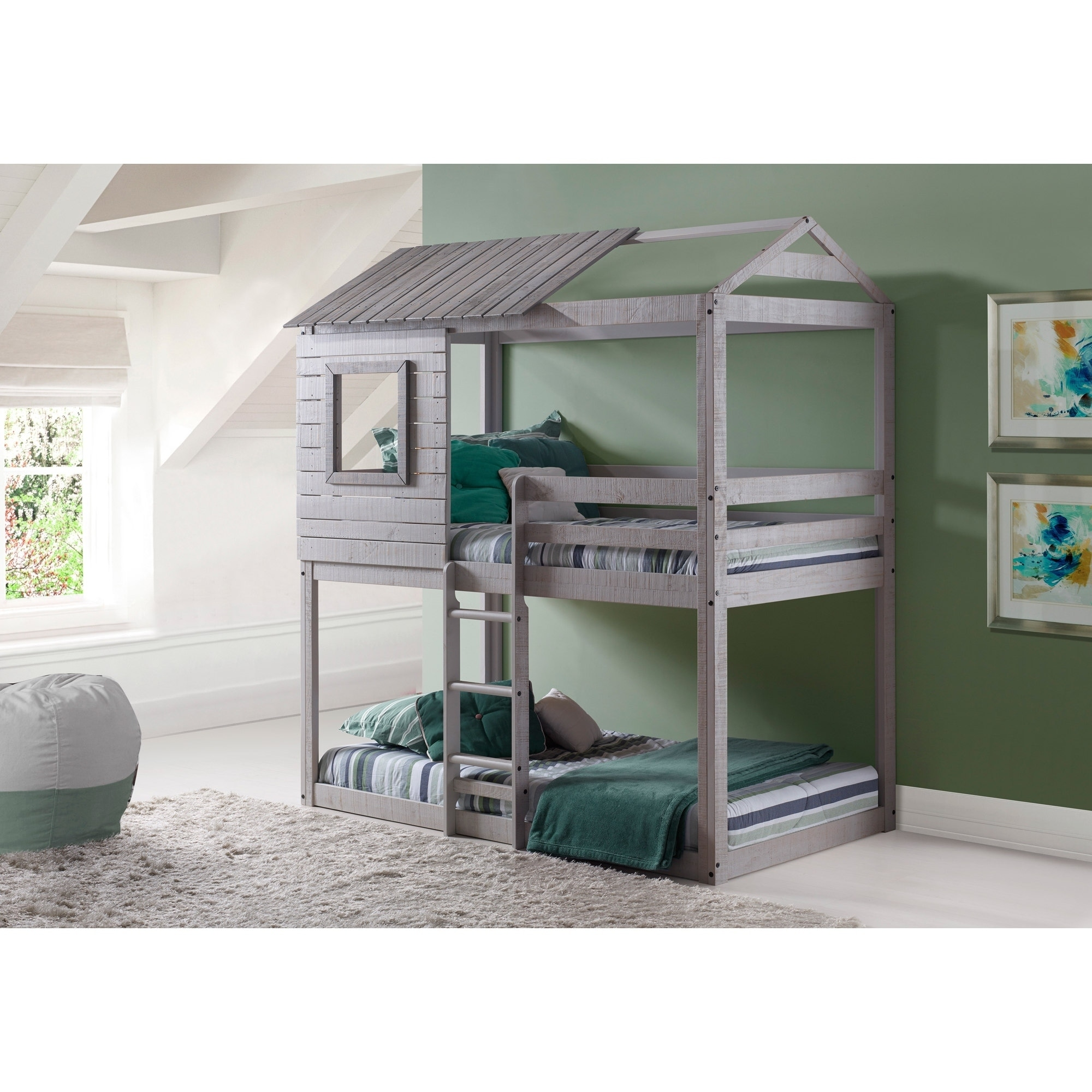 Childrens Beds With Pull Out Bed Underneath Buy Kids Toddler Beds Online At Overstock Our Best Kids