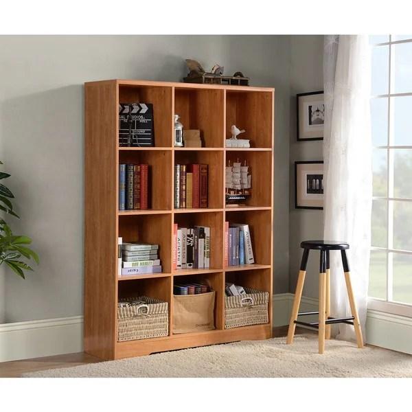 Shop American Furniture Classics Brown 12 Cube Storage