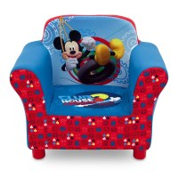 Disney Mickey Mouse Upholstered Chair - Free Shipping ...