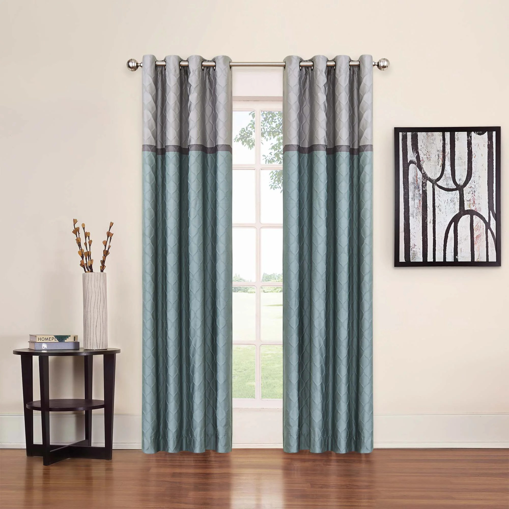 Window Coverings To Keep Heat Out Details About Eclipse Arno Thermalayer Blackout Window Curtain Panel
