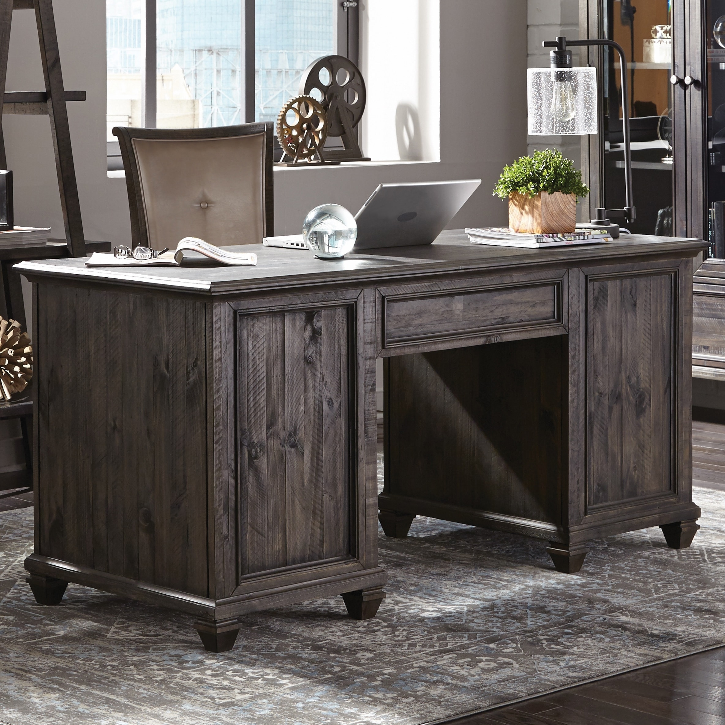Desks With Drawers Buy Rustic Desks Computer Tables Online At Overstock Our Best