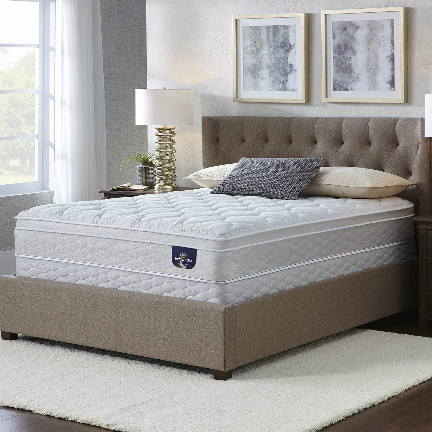 Serta Icomfort Applause Reviews Buy Serta Mattresses Online At Overstock Our Best Bedroom
