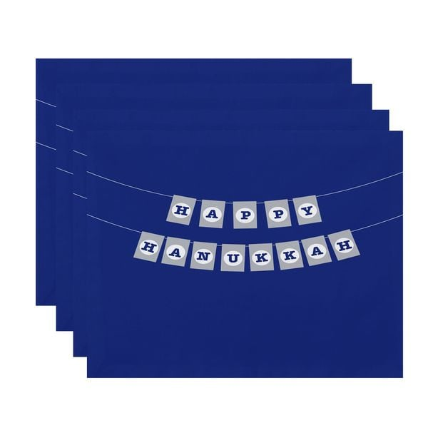 Shop Banner Day, Word Print Placemat - Free Shipping Today