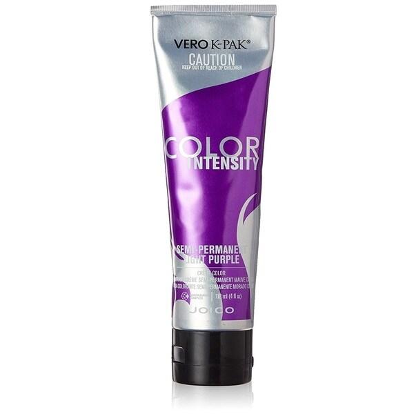 Shop Joico Intensity 4-ounce Semi-Permanent Hair Color Light Purple