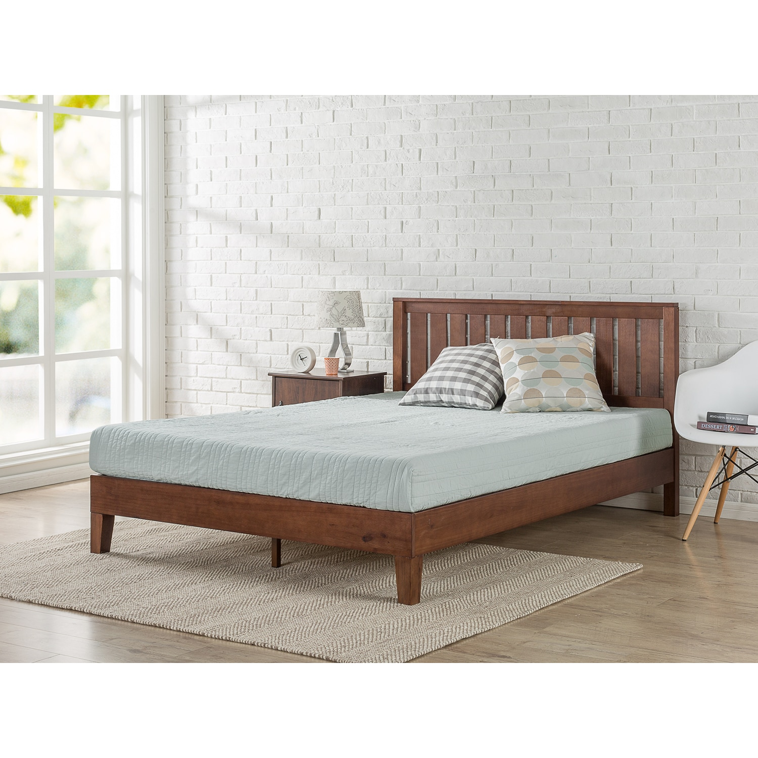Cheap Wooden Bed Frames Buy Wood Beds Online At Overstock Our Best Bedroom Furniture Deals
