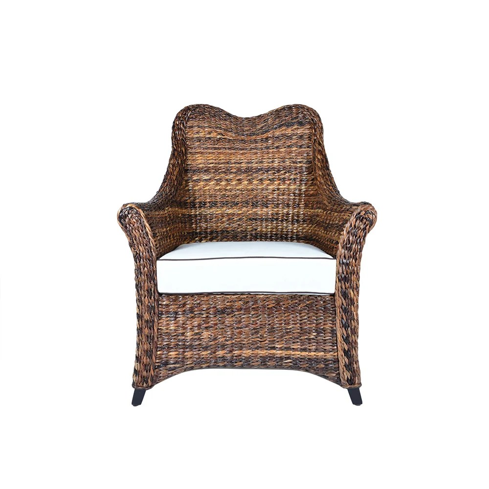 Rattan Lounge Chair Philippines Handmade Boracay Brown Heart Shaped Wingback Chair Philippines