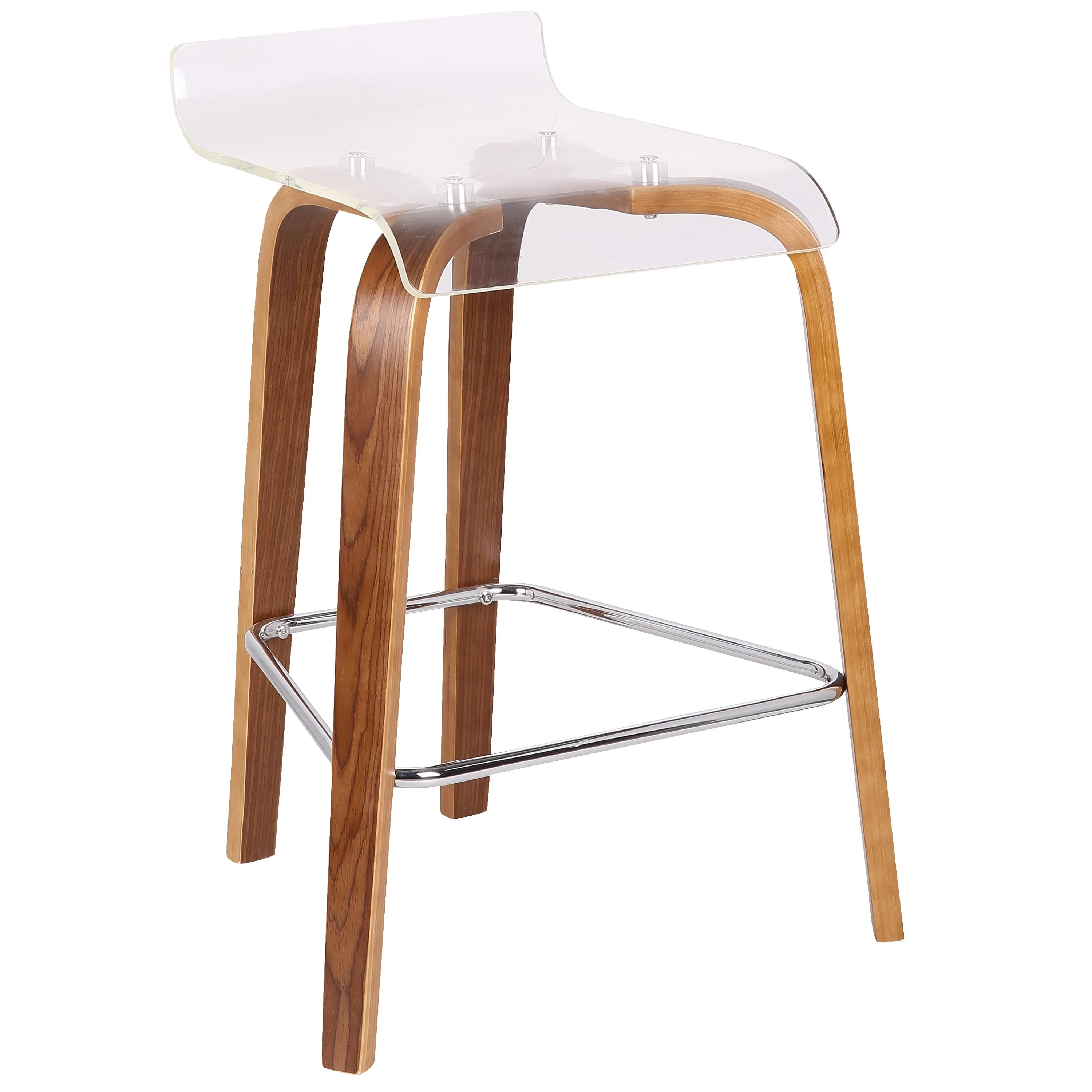 Stool Chair Buy Clear Counter Bar Stools Online At Overstock Our Best