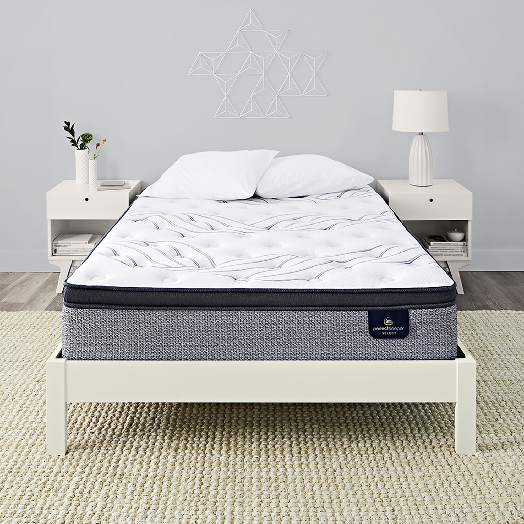 Bedroom Mattress Buy Mattresses By Size Type Brands Online At Overstock Our