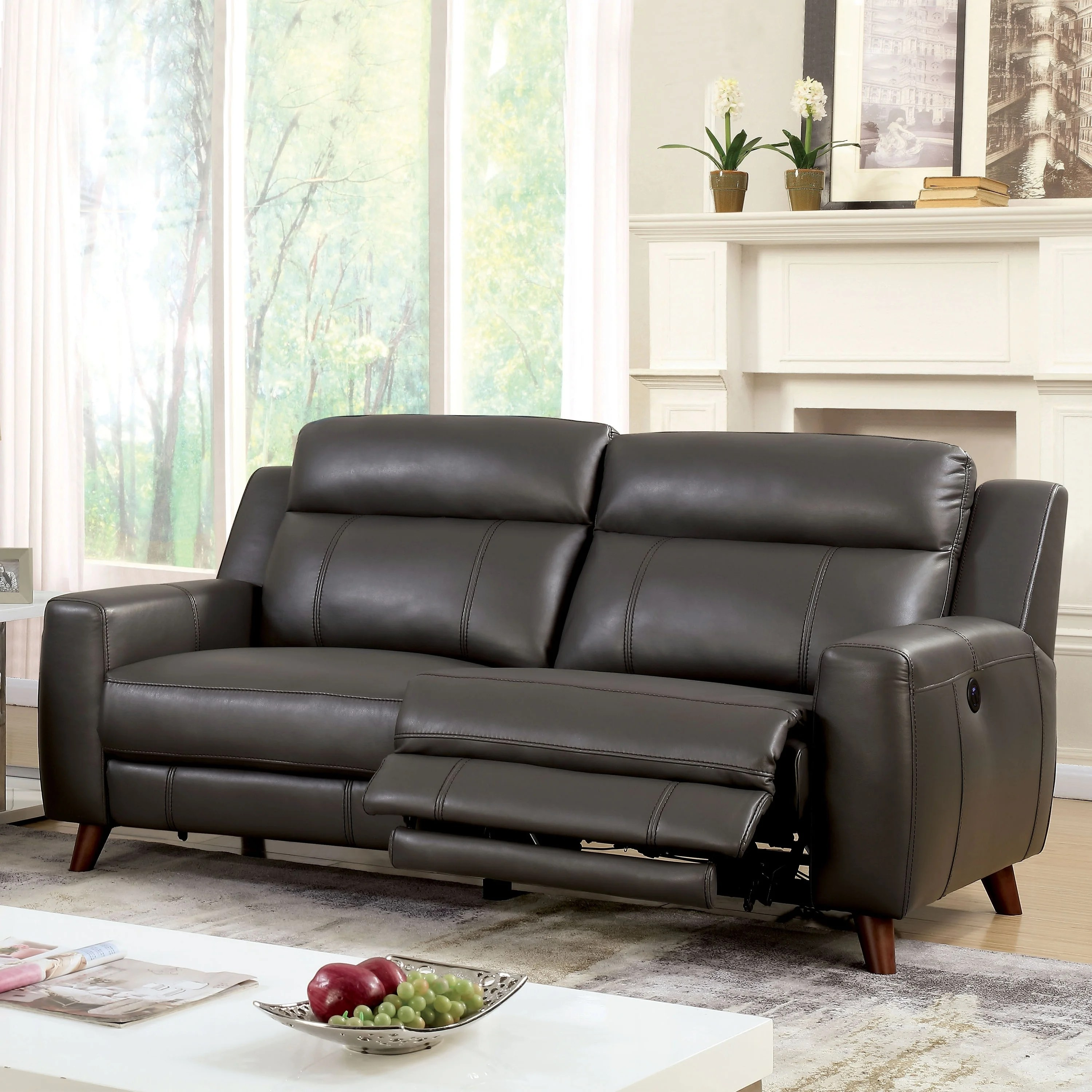 Wohnlandschaft Chenille Buy Furniture Of America Sofas Couches Online At Overstock Our