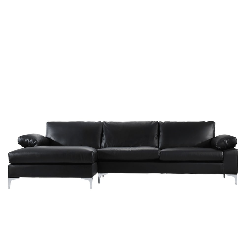Moderno U Sofa Buy White Sectional Sofas Online At Overstock Our Best Living