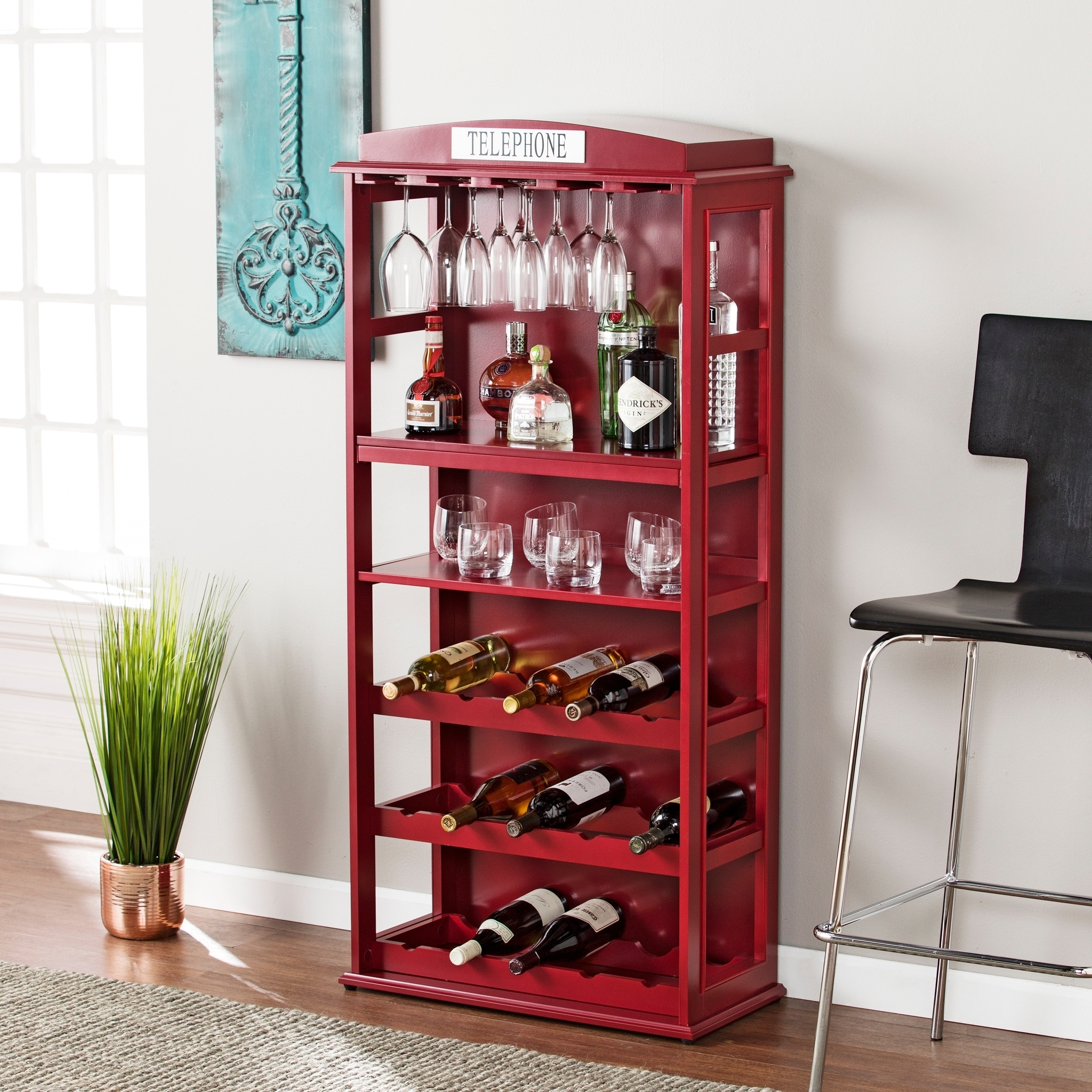 Mobile Minibar Per Casa Buy Home Bars Online At Overstock Our Best Dining Room Bar