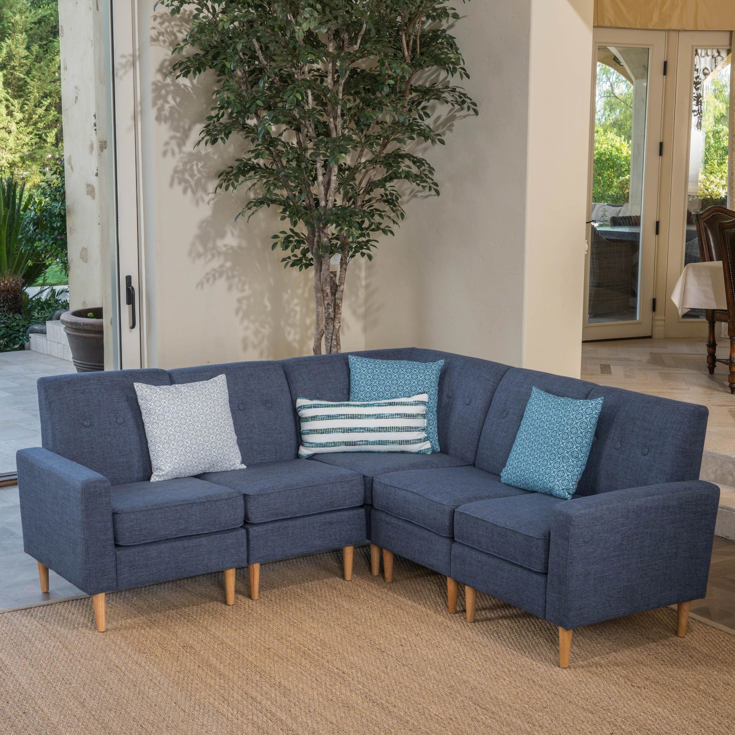 Fabric Sectional Sofas Canada Modern Sectional Sofas Canada