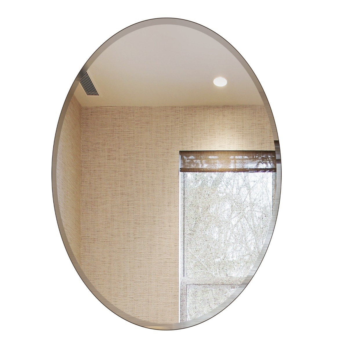 Frameless Mirror Canada Buy Frameless Mirrors Online At Overstock Our Best Decorative