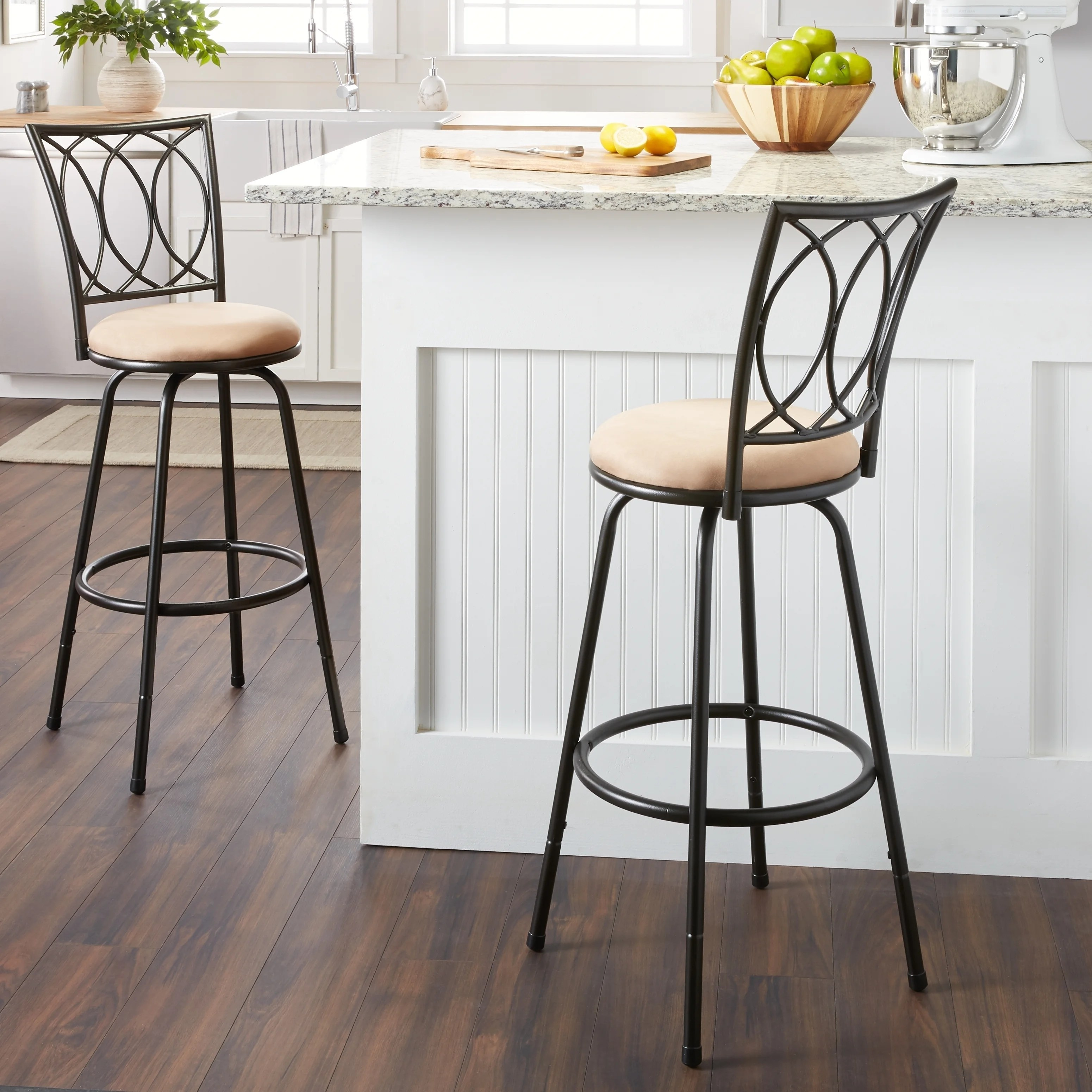 Kitchen Bar Stools On Sale Buy Bronze Finish Counter Bar Stools Online At Overstock Our