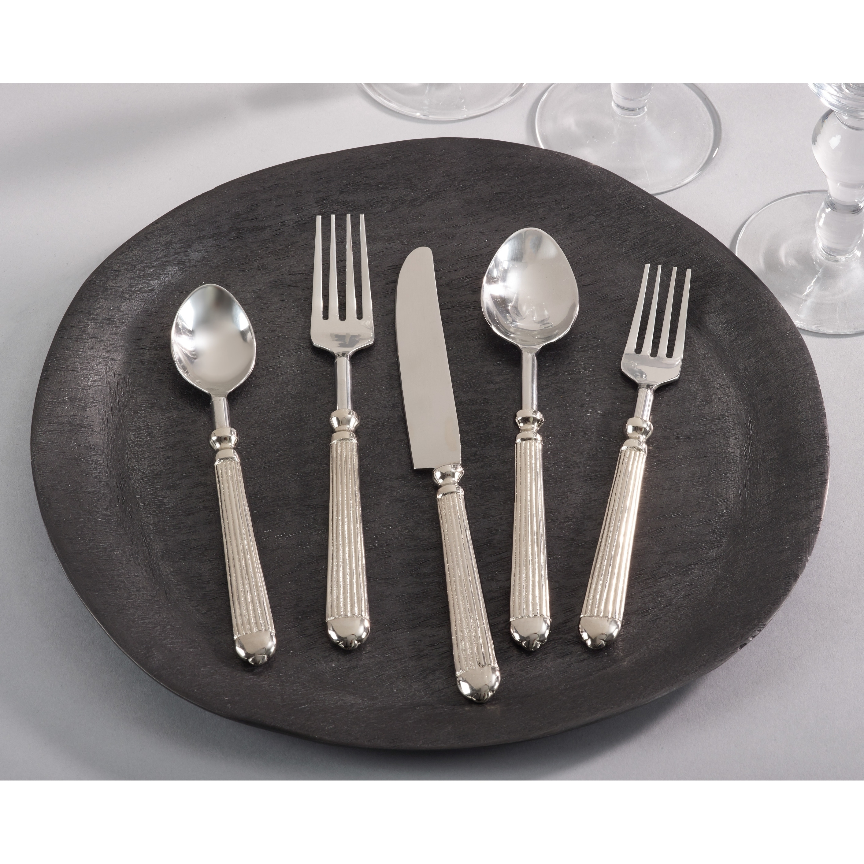 Best Deal On Silverware Buy Flatware Sets Online At Overstock Our Best