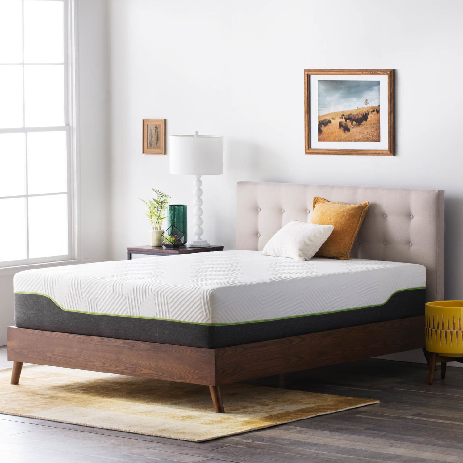 Second Hand King Size Mattress Buy King Size Mattresses Online At Overstock Our Best Bedroom