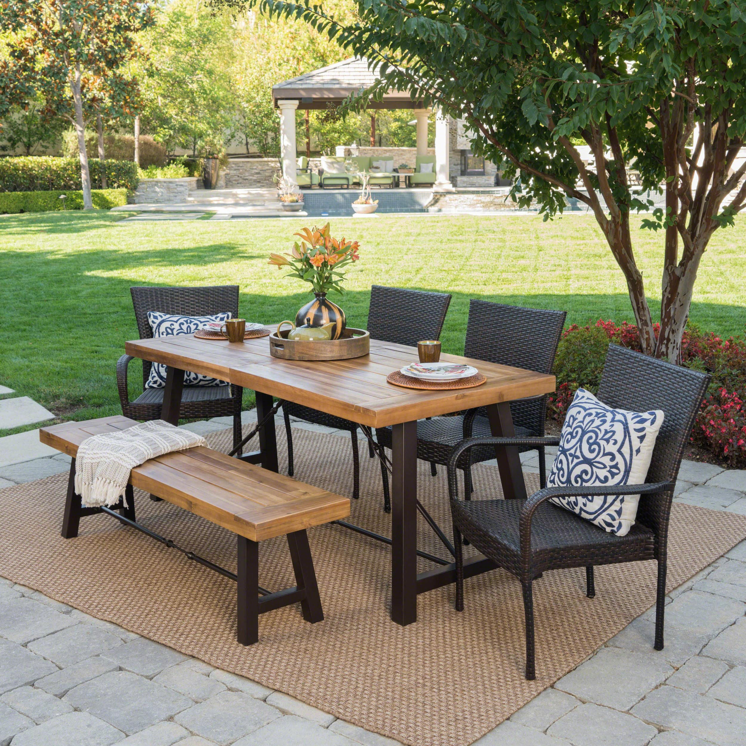 Patio Outdoor Buy Outdoor Dining Sets Online At Overstock Our Best Patio