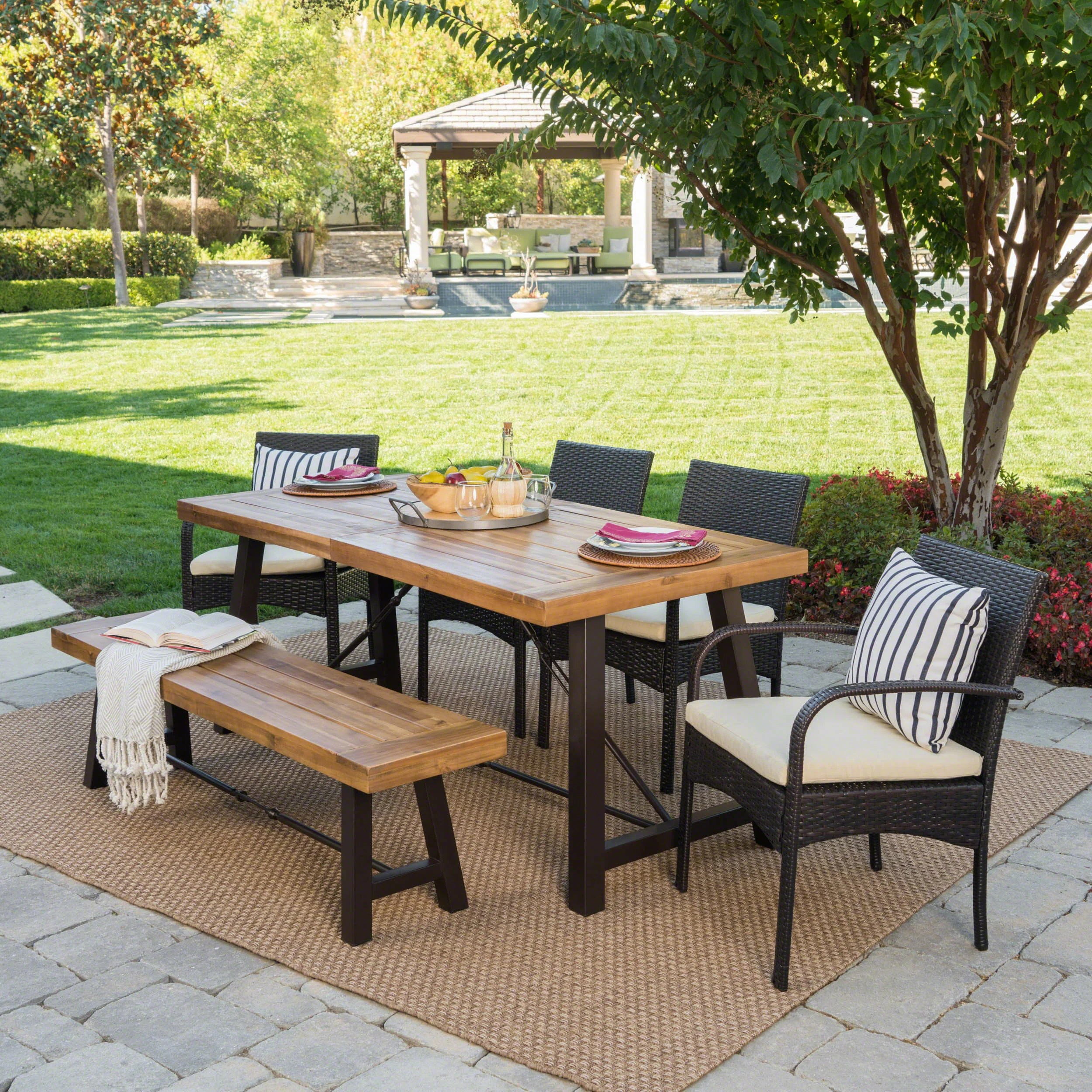 Patio Table Buy Outdoor Dining Sets Online At Overstock Our Best Patio