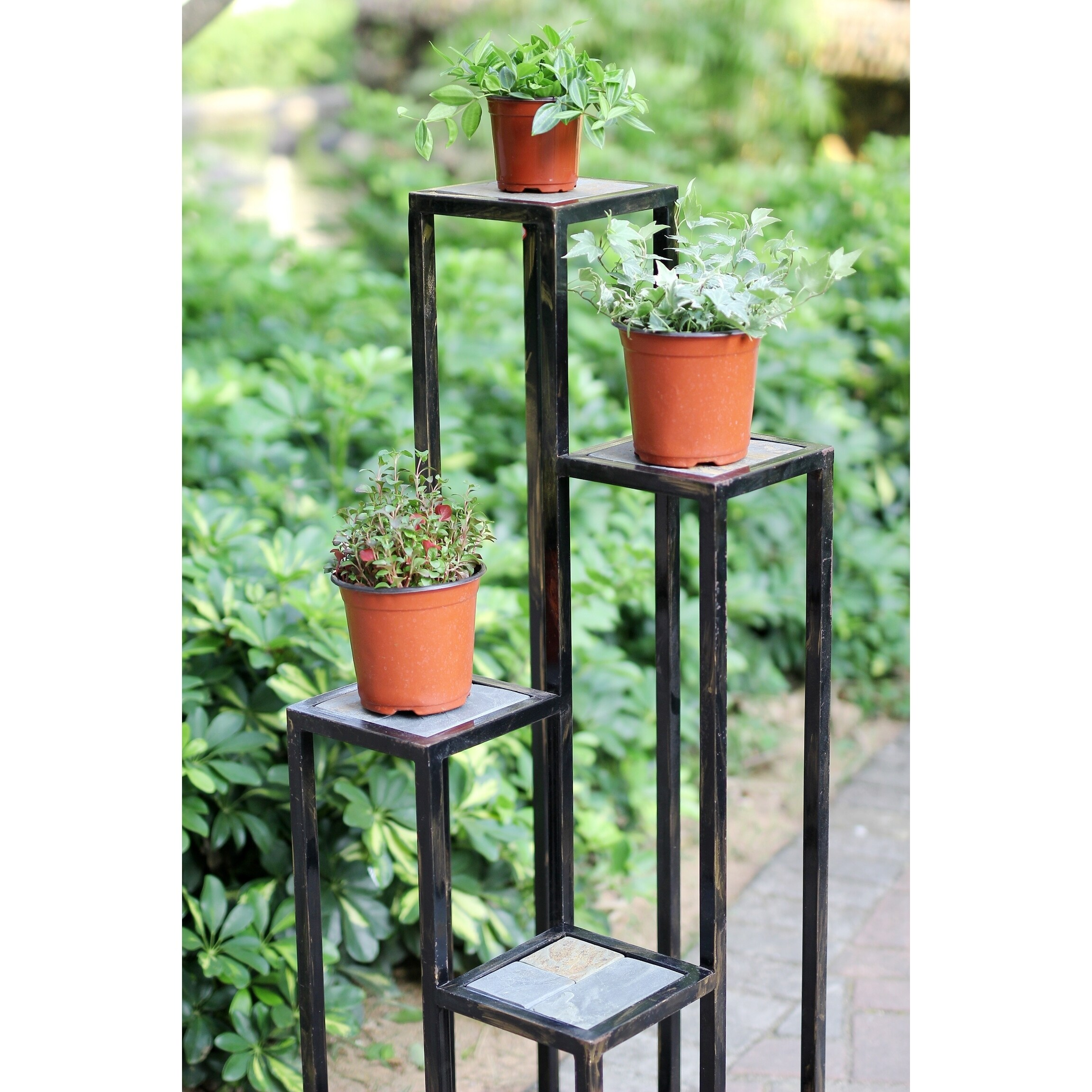 Buy Plant Stand Buy Planters And Plant Stands Online At Overstock Our