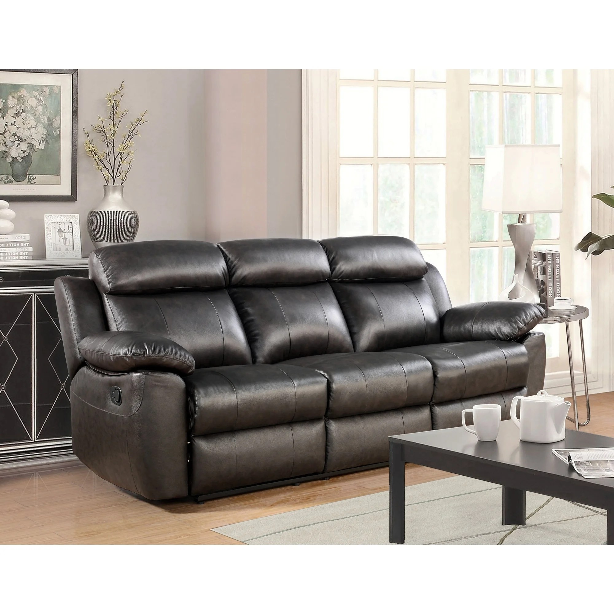 Sofa With Recliner Buy Recliner Sofas Couches Online At Overstock Our Best Living
