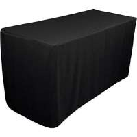 Shop Fitted Tablecloth - 6 Feet Rectangular Table Cover 30 ...