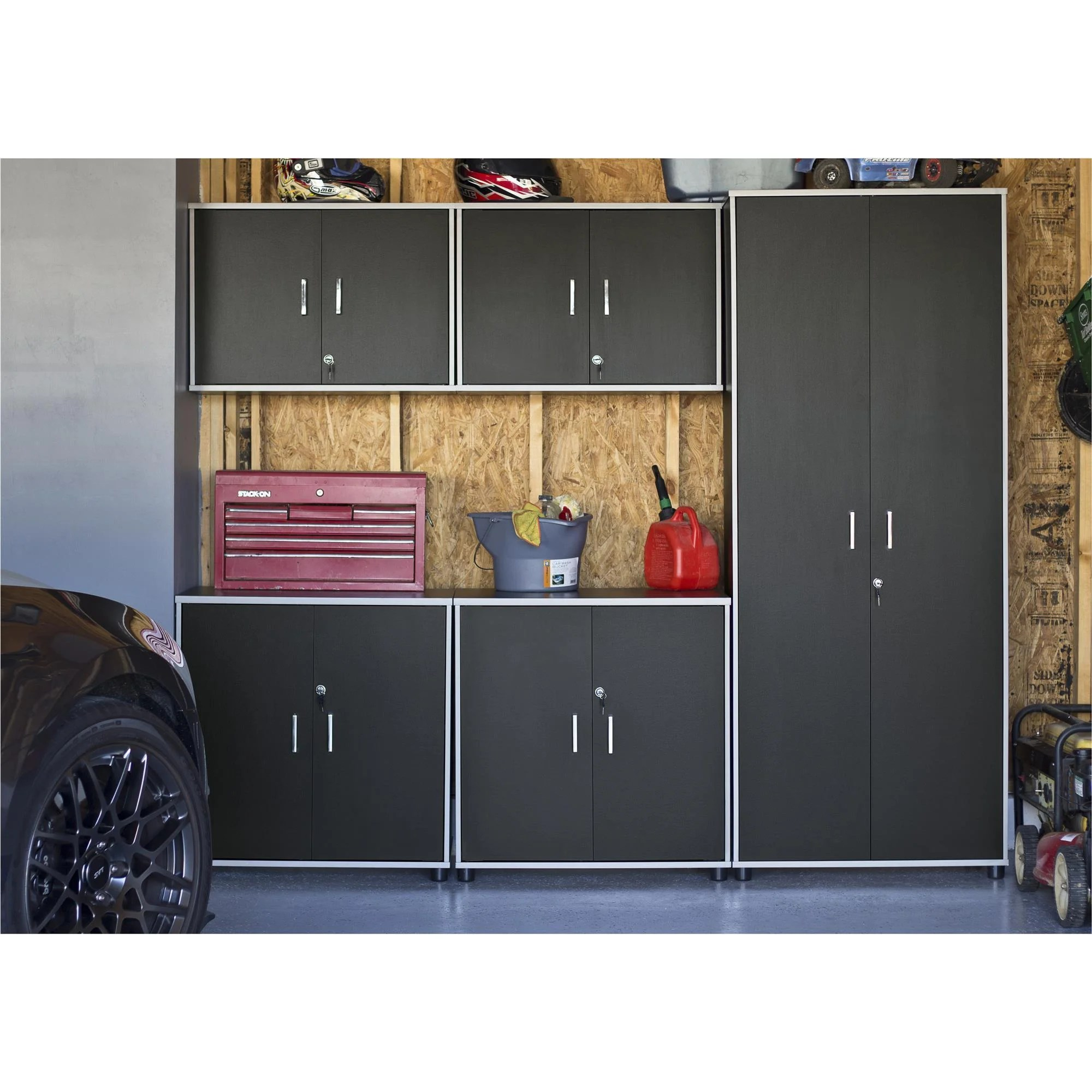 Garage Cabinets Overstock Buy Garage Storage Online At Overstock Our Best