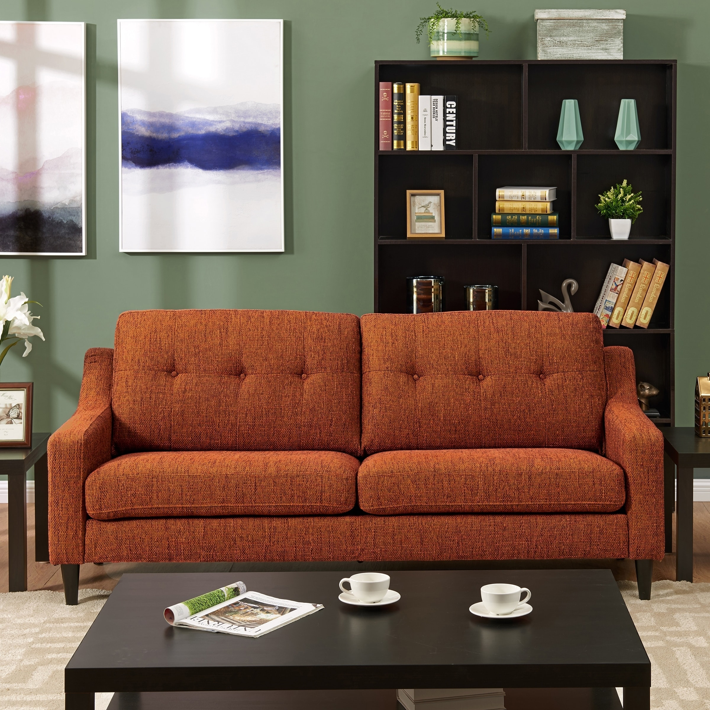 D Box Sessel Buy Handy Living Sofas Couches Online At Overstock Our Best