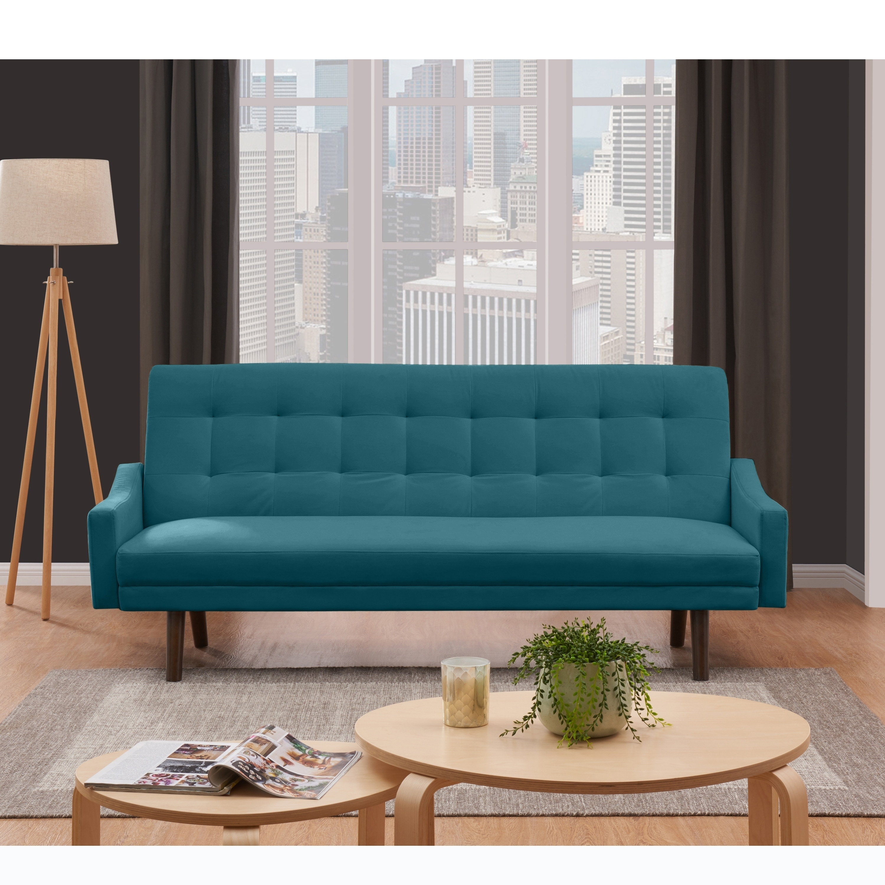 Futon World Berlin Buy Mid Century Modern Sofa Online At Overstock Our Best Living