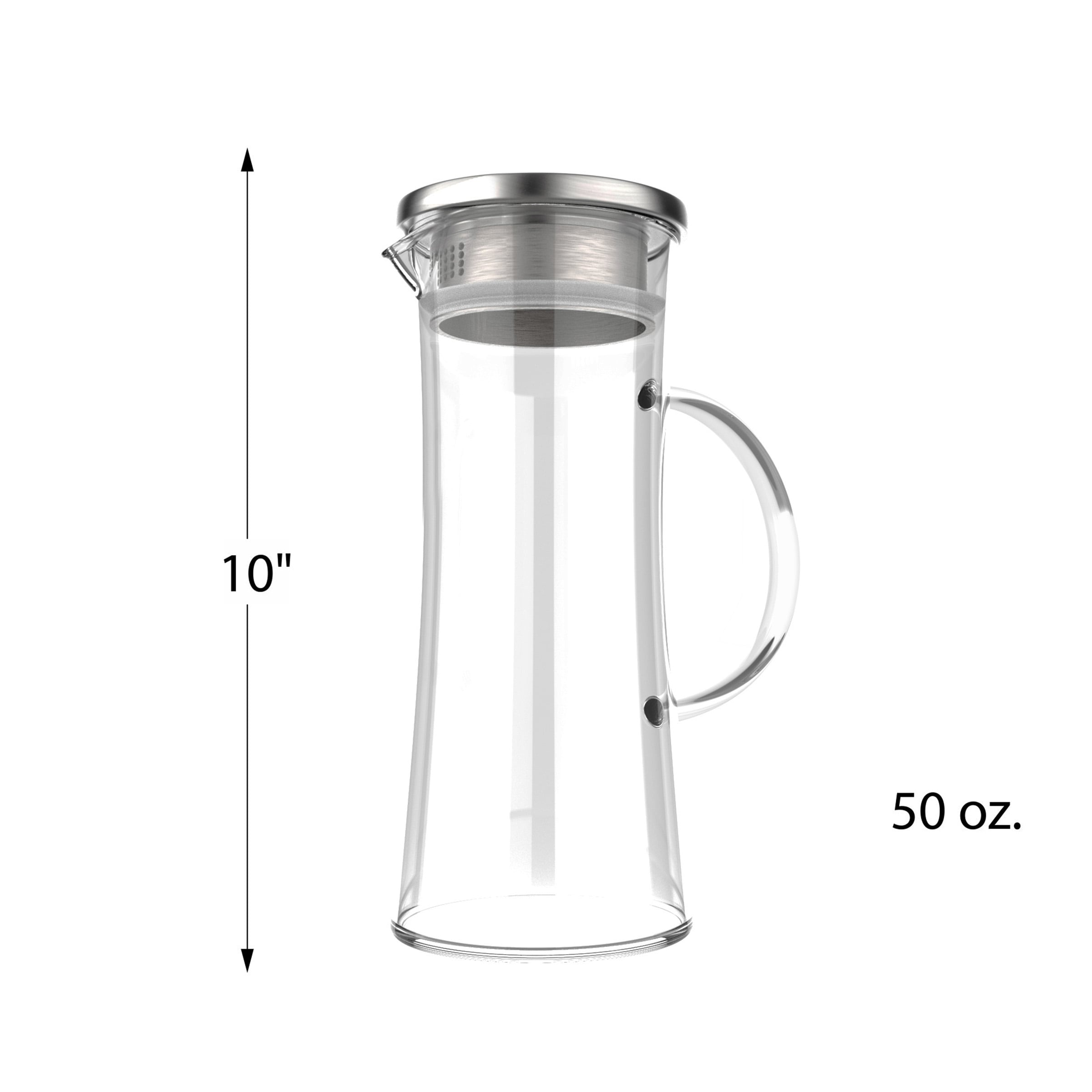 Heat Proof Pitcher Buy Drink Pitchers Online At Overstock Our Best