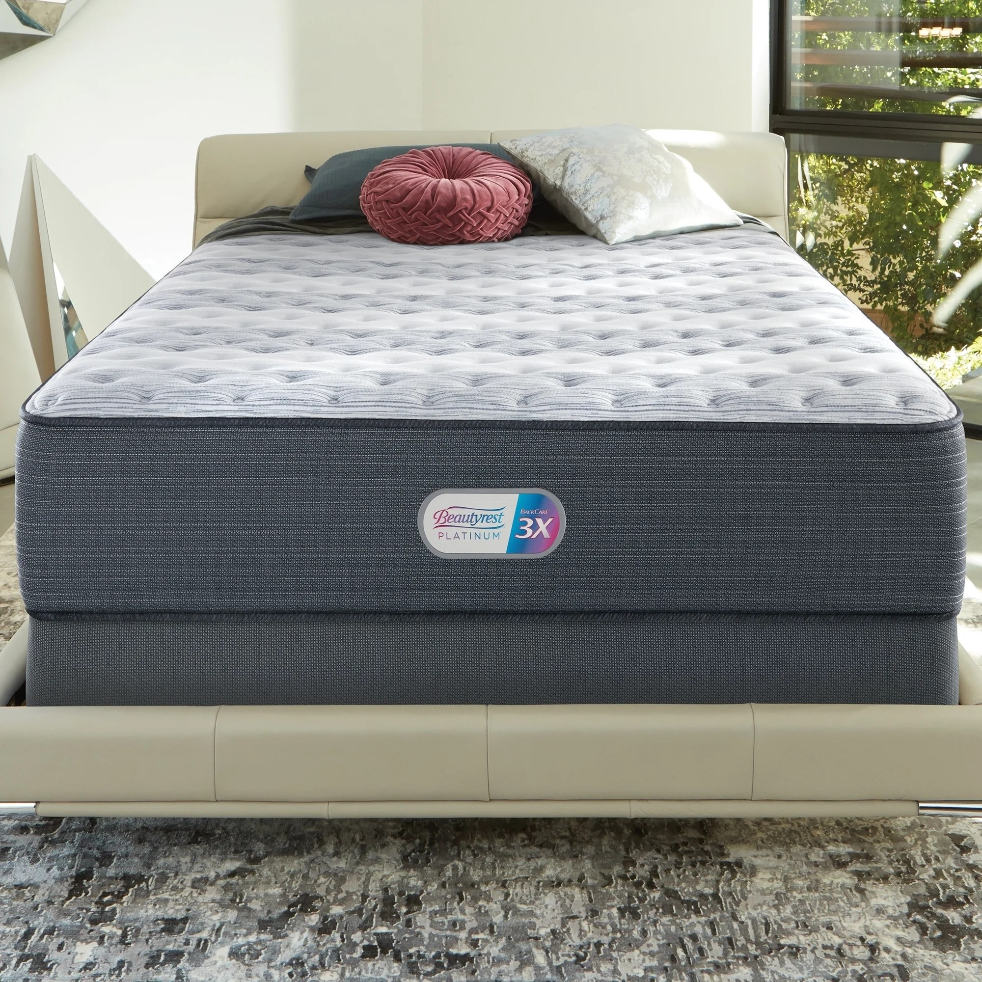 Sealy Posturepedic Backcare Elite Mattress Buy Queen Size Innerspring 14 Inch Mattresses Online At Overstock