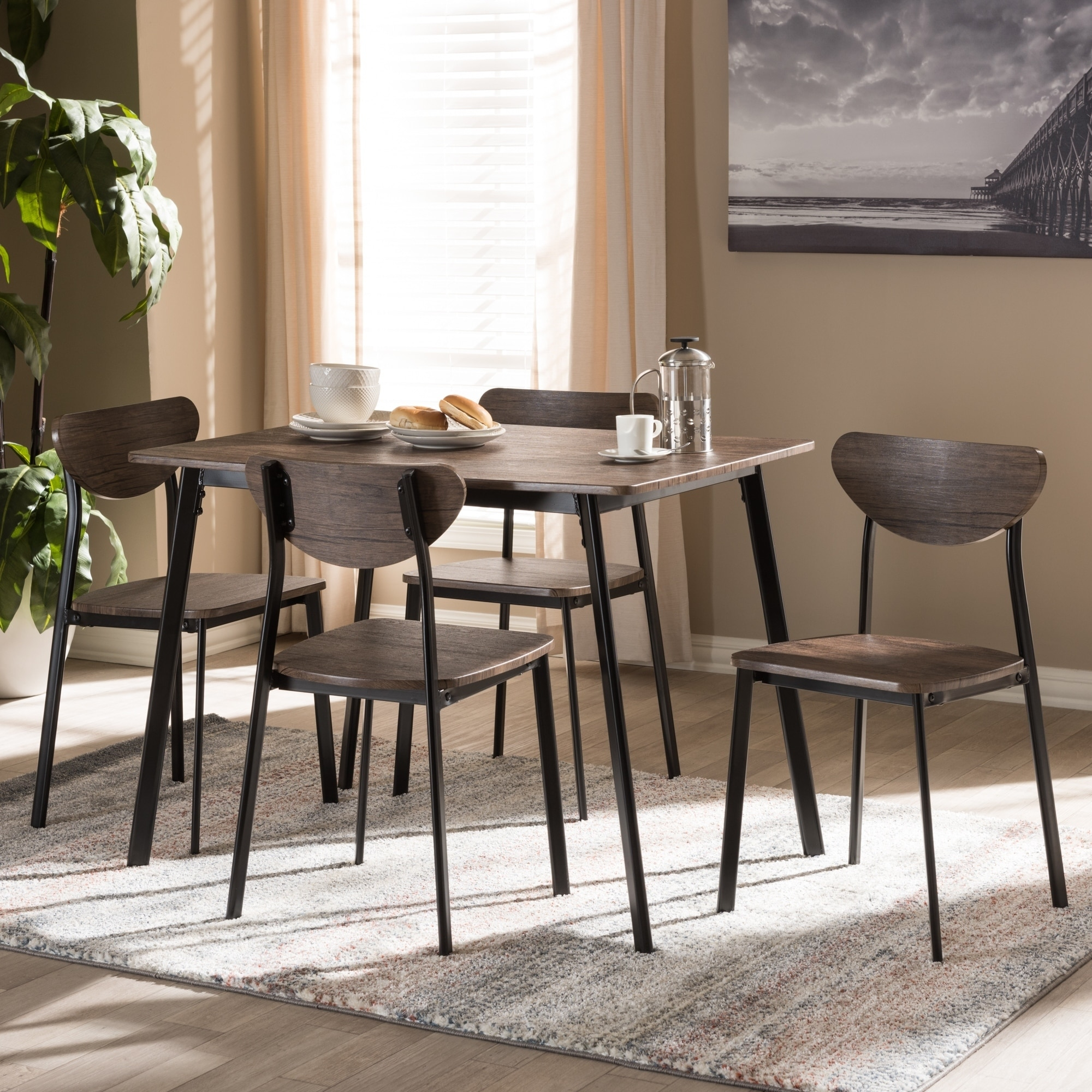 Dining Suites Melbourne Buy 5 Piece Sets Kitchen Dining Room Sets Online At Overstock