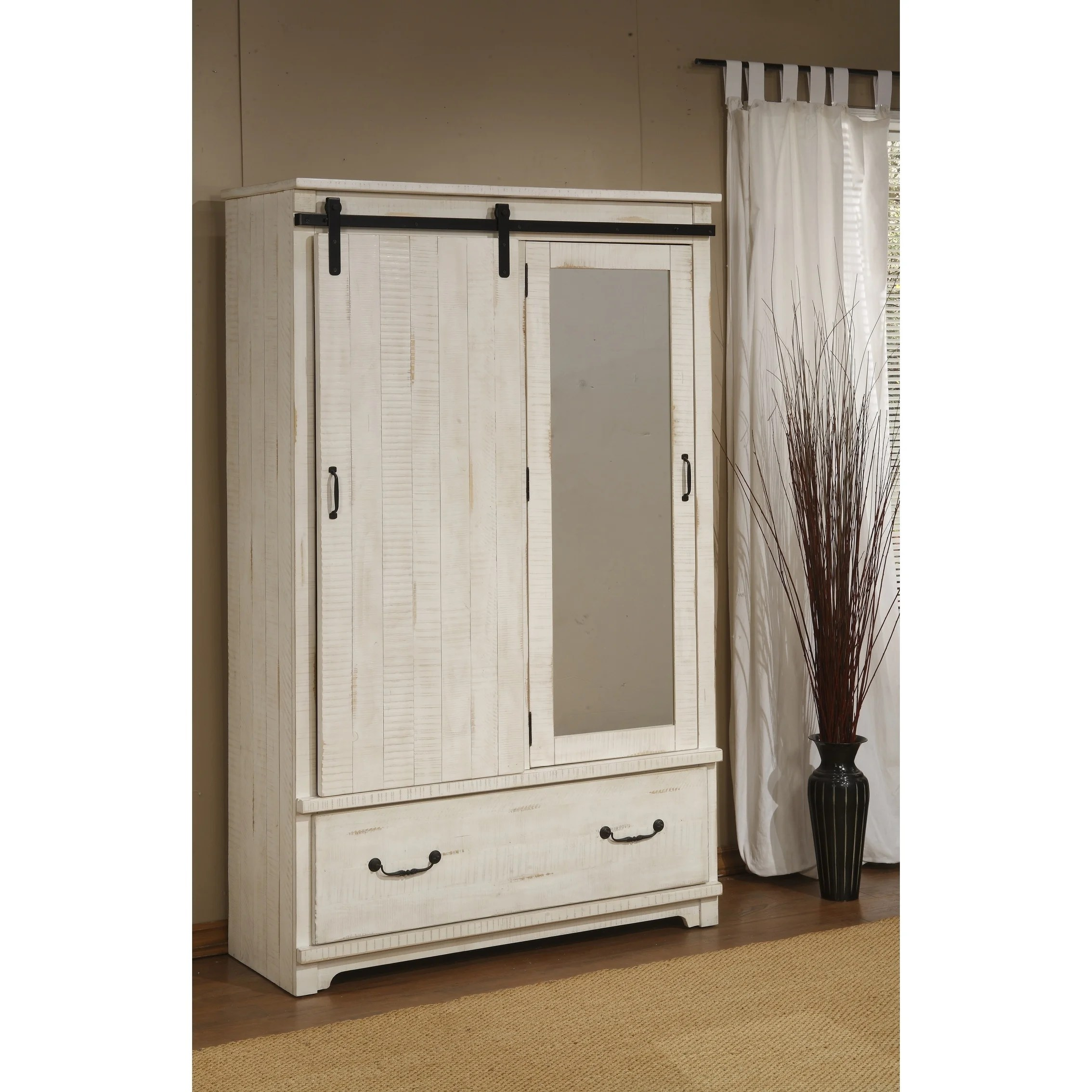 Armoire Dressing 150 Cm Buy Armoires Wardrobe Closets Sale Online At Overstock Our
