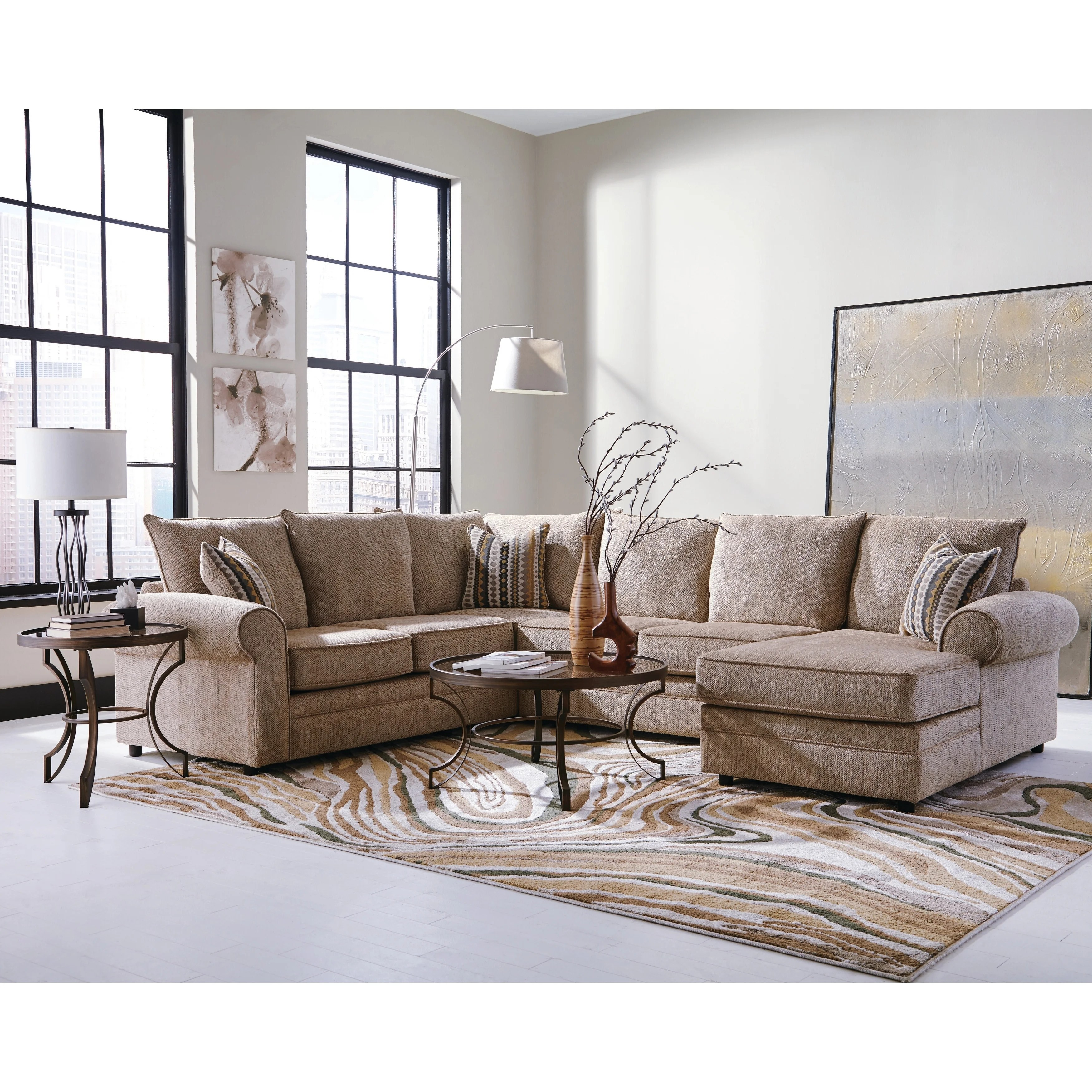 U Couch Buy U Shape Sectional Sofas Online At Overstock Our Best Living