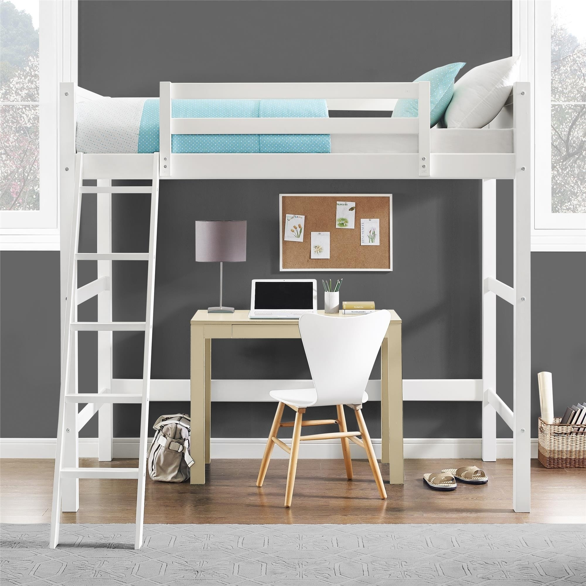 Childrens Beds With Pull Out Bed Underneath Buy Loft Bed Kids Toddler Beds Online At Overstock Our Best