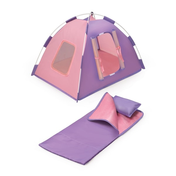 Best Stroller Sleeping Bag Shop Doll Tent For 18 Inch Dolls Free Shipping On Orders