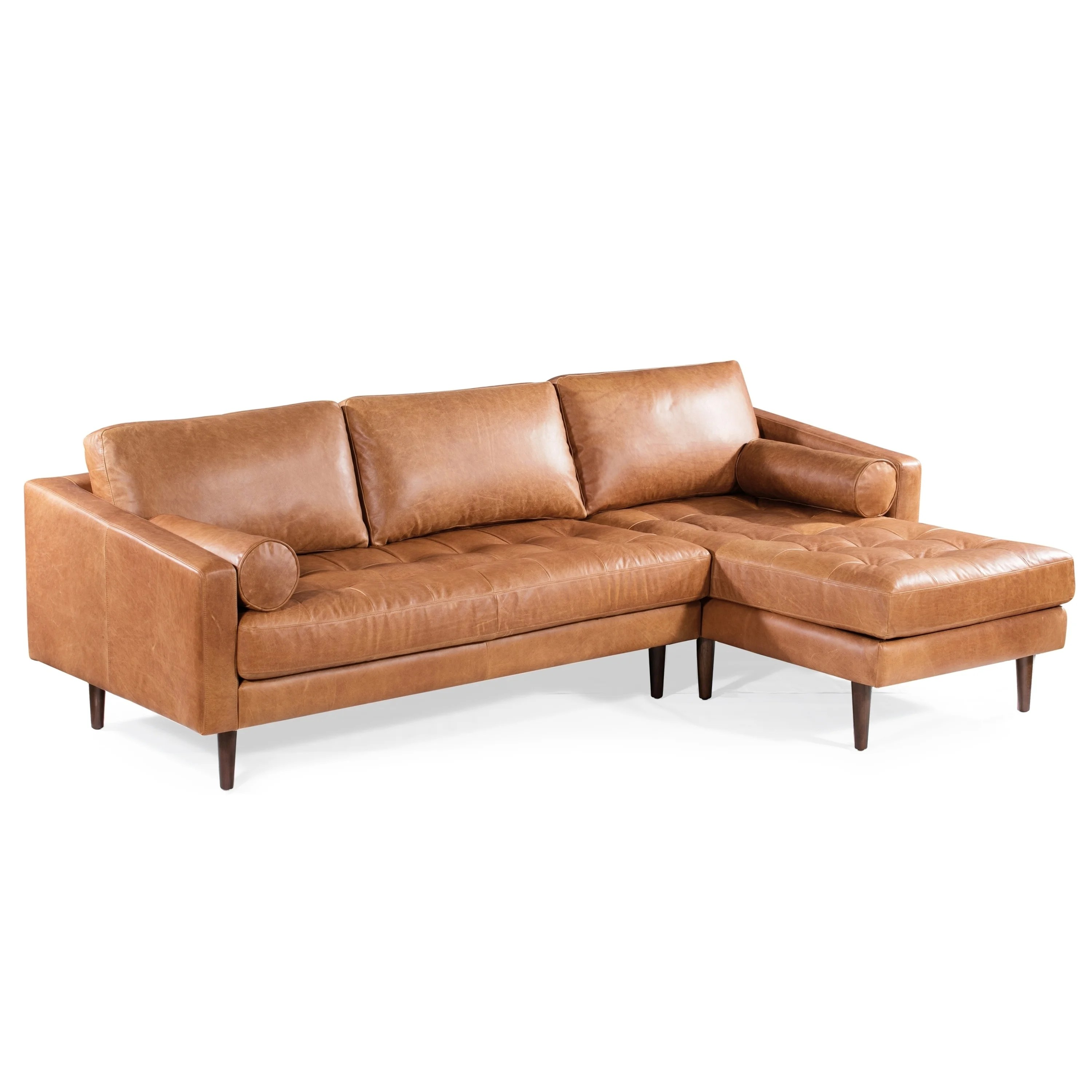 Settee No Arms Buy Square Arms Sectional Sofa Online At Overstock Our Best