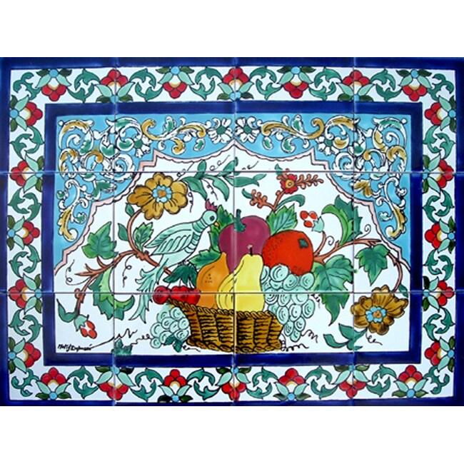 mosaic kitchen backsplash tile ceramic mural overstock marble grey mosaic tile kitchen backsplash picture