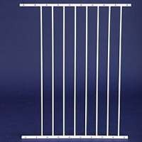 Carlson Extra Tall Flexi Pet Gate - Free Shipping Today ...