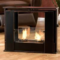 Portable gel fireplace on Shoppinder