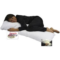 Extra-long 54-inch Memory Foam Noodle Body Pillow - Free ...