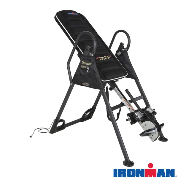 Ironman Infrared Therapy Rx100 Inversion Table Free
