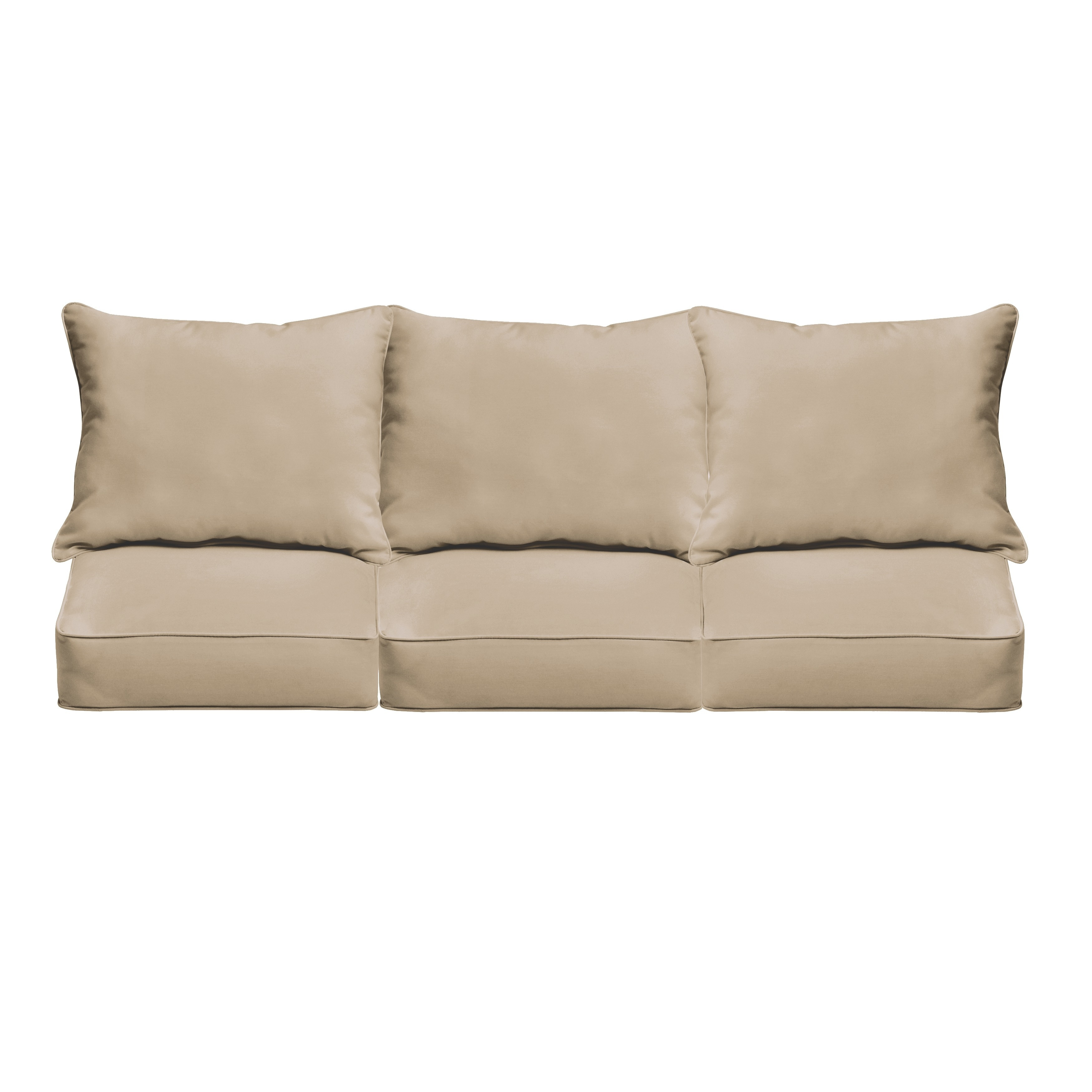 Big Sofa Back Cushions Buy Sunbrella Outdoor Cushions Pillows Online At Overstock Our