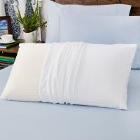 Shop Authentic Talatech 230 Thread Count Latex Foam Medium ...